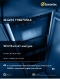 Symantec White Paper: W32.Ramnit Analysis
