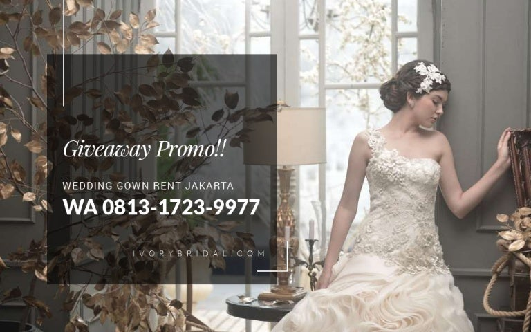 Wedding Gown Jakarta 2