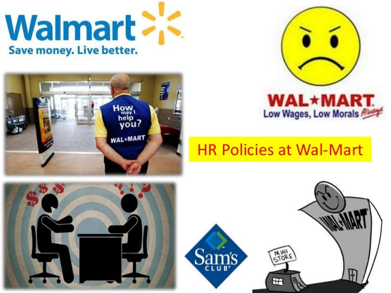 Hr policies at walmart fandeluxe Gallery
