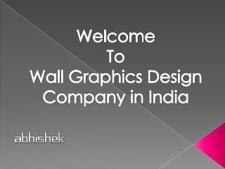 wall graphics design services wall graphics designers - Wall Graphic Designs