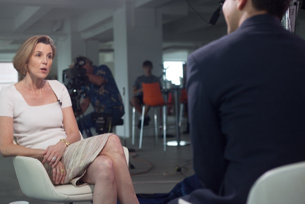 Sallie Krawcheck Has a Way to Fix Wall Street