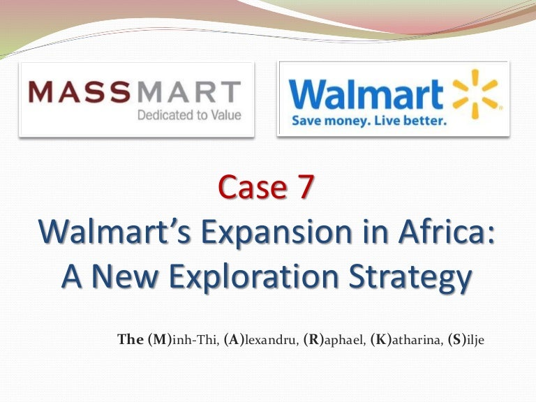 case study for canady vs walmart Amazon vs walmart: which giant will dominate e-commerce case study ince arriving on the dot-com scene in 1995, amazoncom has grown from a small online.
