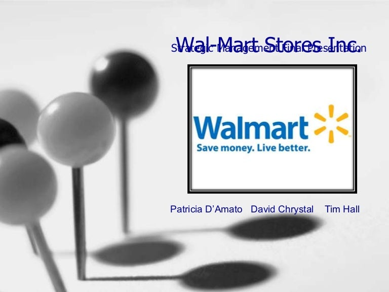 wal mart stores inc 2008 case study stategic management Wal-mart stores, inc history and case study section walmart's supply chain management wal-mart is often credited with starting the practice of digitally.