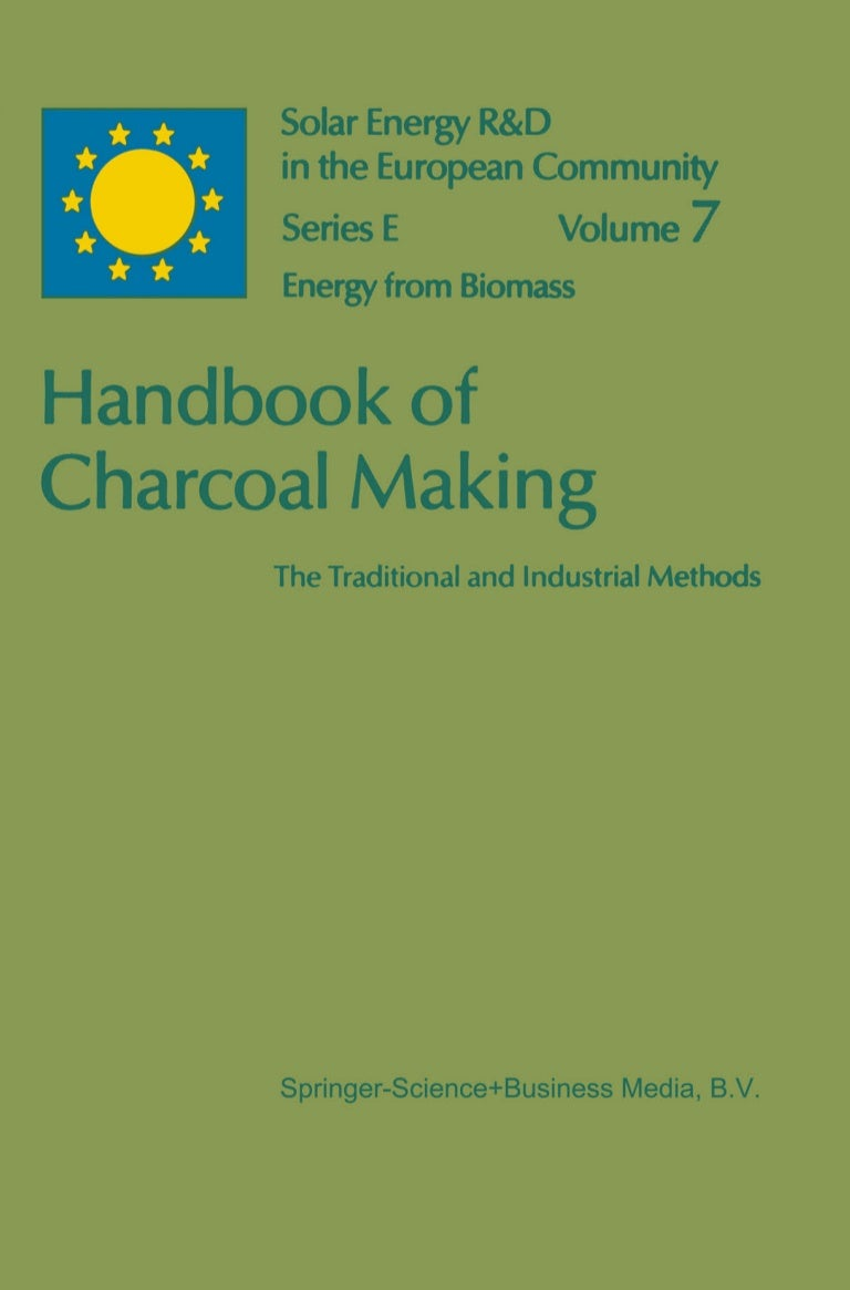 Walter emrich auth handbook of charcoal making the traditional an fandeluxe Gallery
