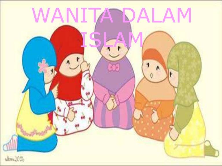98 Gambar Kartun Ibu Dan Anak Perempuan Muslimah HD
