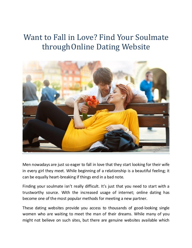 How to find your husband on dating sites