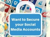 Want to secure your social media accounts 5 tools are here