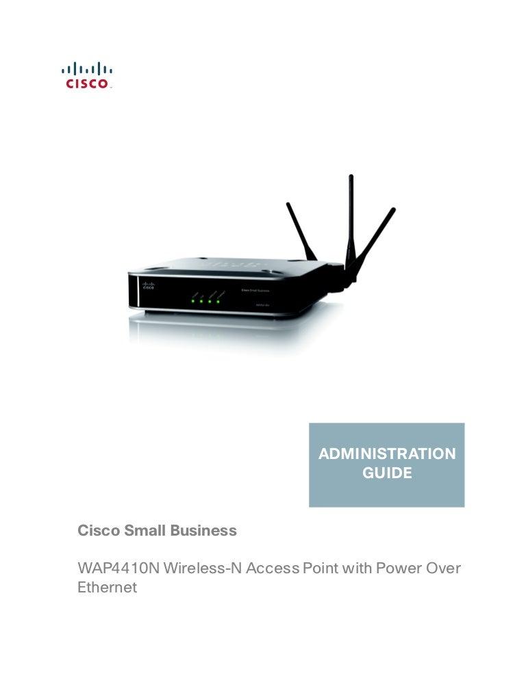 wap4410 n admin guide rh slideshare net