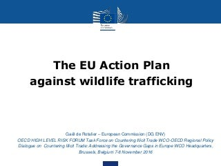The EU Action Plan against wildlife trafficking