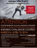 Washington County Business Challenge 2014