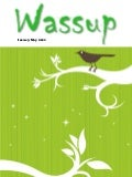 WASSUP! - The Cultural Trends magazine