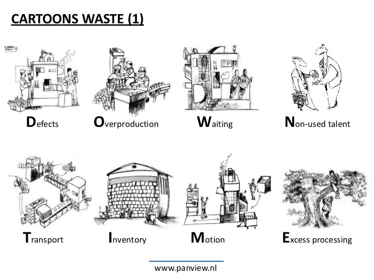 Waste Cartoons 1