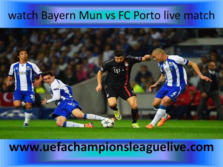Bayern Porto Stream