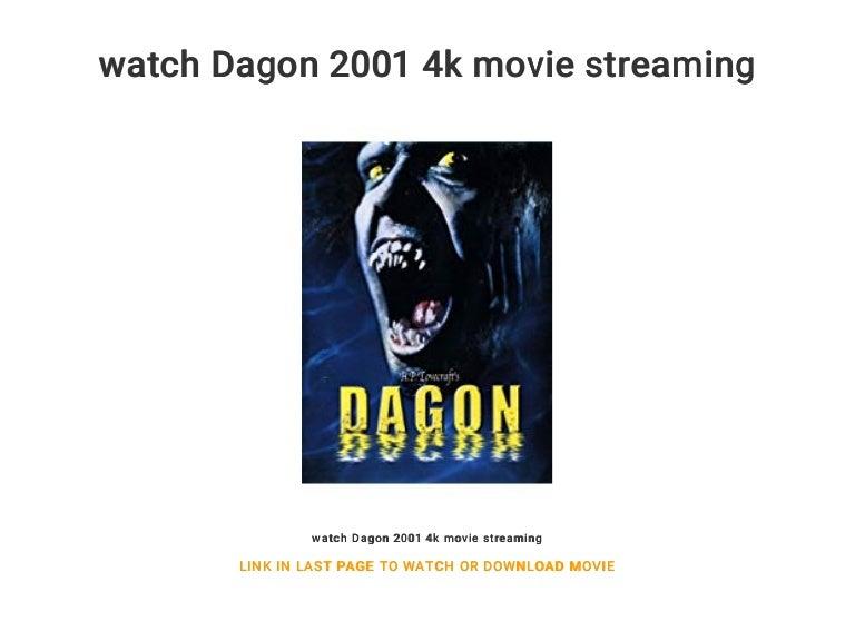 Dagon Stream