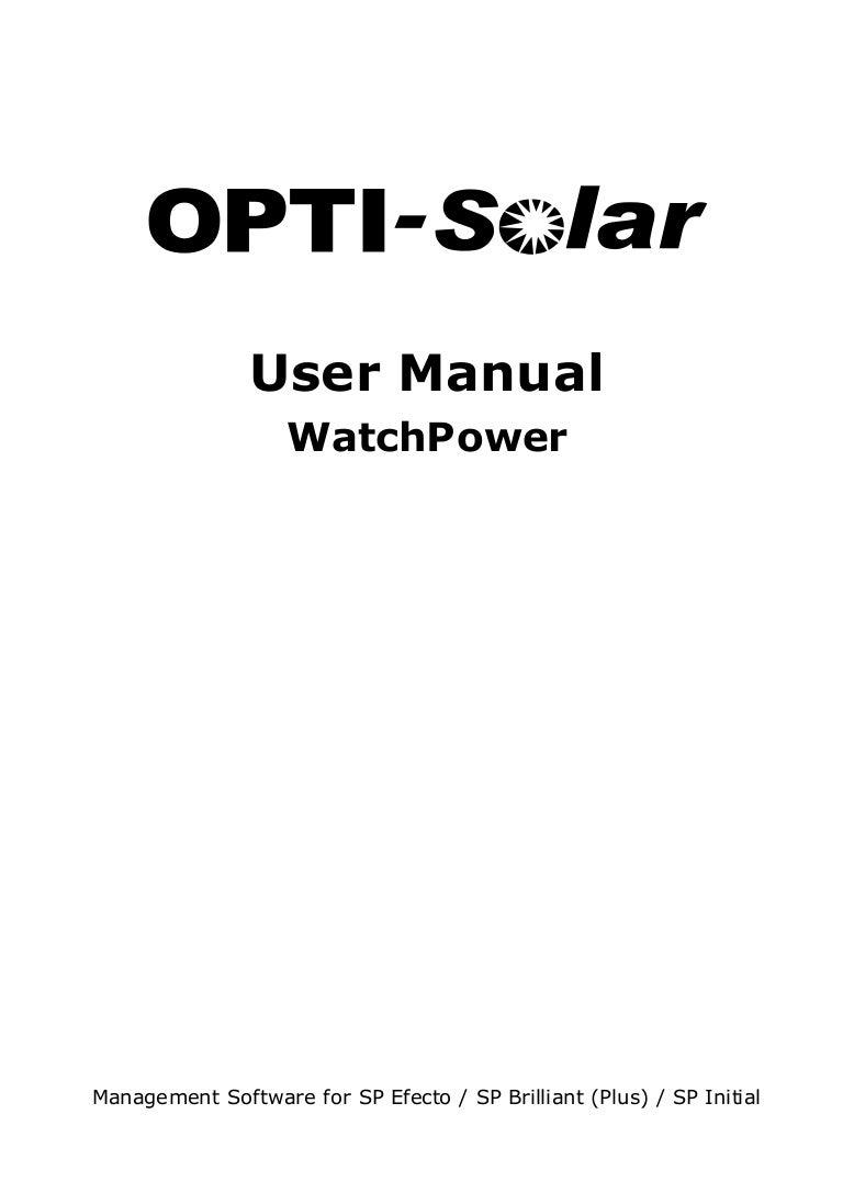Watch power user manual 20160301