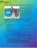 Standalone Liquid Flow Meters