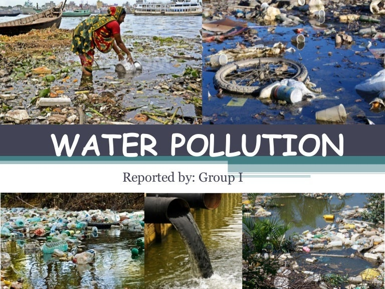 easy essay about water pollution Water pollution is the major problem in our world today the state  taking care  of this planet's water is very important to the short term and long term survival of.