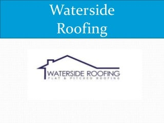Waterside Roofing: - Best service for Guttering in Southampton