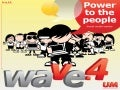 Wave 4  - Power to the People | UM | Social Media Tracker