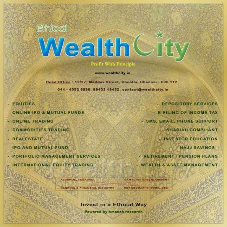 ISLAMIC INVESTMENTS - SHARIAH INVEST - HALAL - STOCKS ...