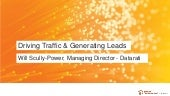 Wealth Conference 2013 - Driving Traffic & Generating Leads in Real Estate