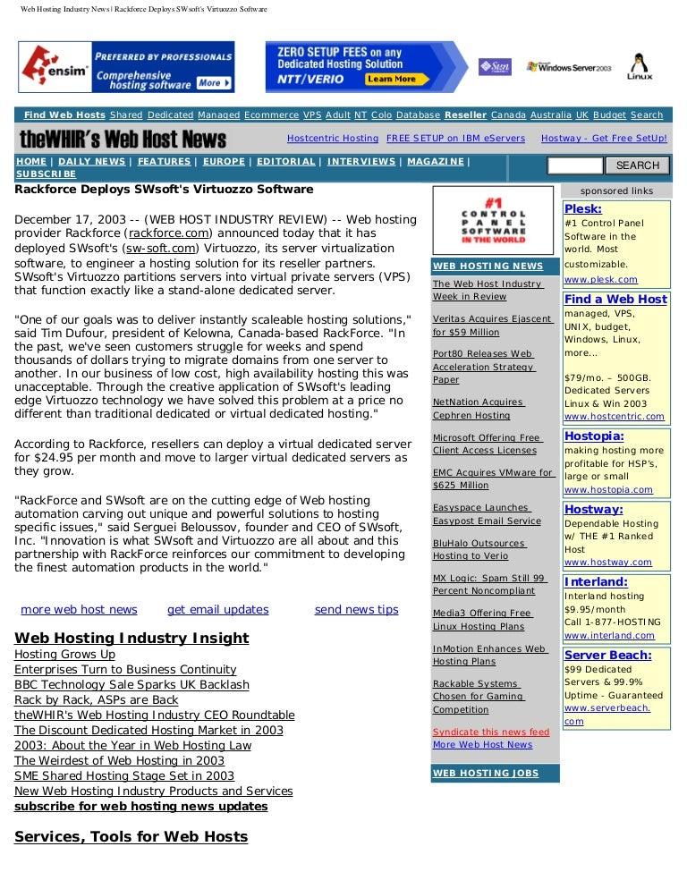 programs hosting Free web adult
