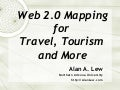 Web20 Mapping - by  Alan Lew