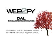 Using web2py's DAL in other projects or frameworks