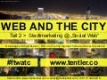 Web and the city - Stadtmarketing @Social Web
