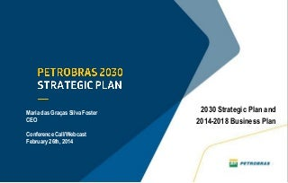 2030 Strategic Plan and 2014-25018 Business Plan