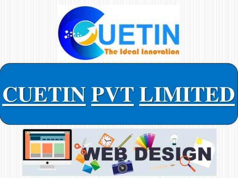 Cuetin Web Design Best Website Design Company In Hyderabad Best