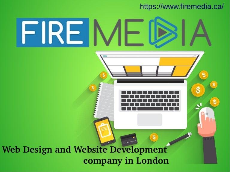 Web Design And Website Development Company In London