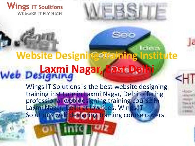 Web Designing Training Institute Graphic Design Course In Laxmi Naga