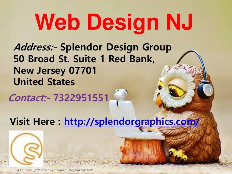 Web Design Firm Nj Splendor Design Group