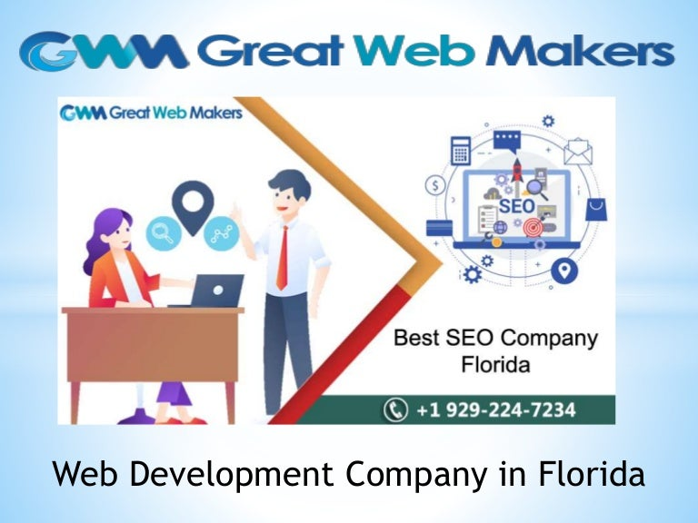 Web Development Company in Florida