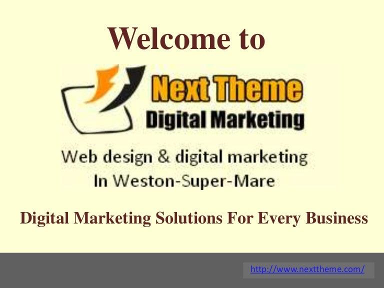 Web Development Weston Super Mare