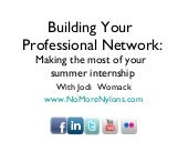 Building Your Business Network