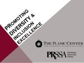 Promoting Diversity & Inclusion Excellence