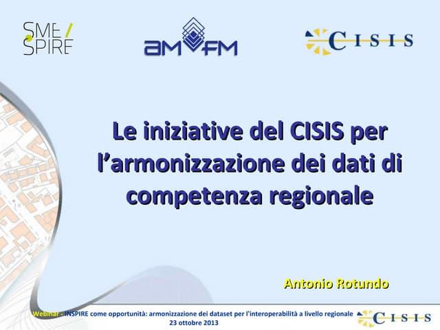 Webinar 20131023 cisis_rotundo