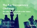 PayScale: The Pay Transparency Challenge webinar