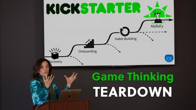Kickstarter Game Thinking Teardown