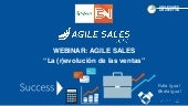 Webinar Agile Sales en  Big News Latam