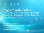 [Webinar] Digital Transformation, with Brian Solis