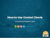 WEBINAR: How to Use Control Charts