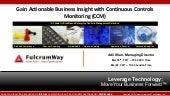 Webinar mar 22 23 ccm   contineous controls monitoring
