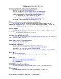 RDA and serials - Webliography