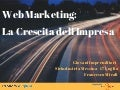 Web Marketing - La crescita dell'Impresa