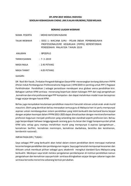 Webnar 1