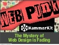 Web punk mystery of web design is fading given