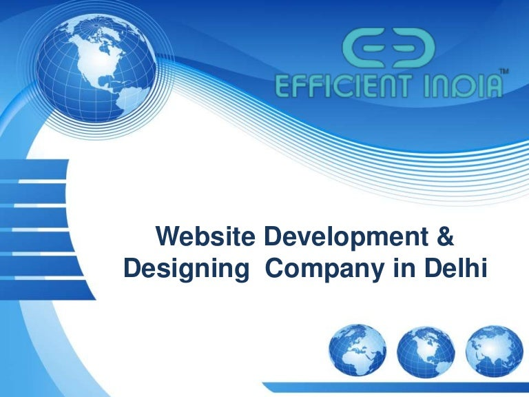 Affordable Website Designing Development Company In Delhi